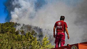 71 orman yangınından 57'si kontrol altına alındı
