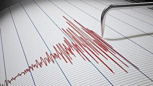 Muğla'da 4,5 büyüklüğünde deprem oldu