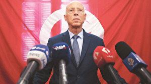 Cumhurbaşkanı Erdoğan'dan Kays Said'e demokrasi mesajı: Meclis açık kalsın