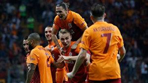 Galatasaray UEFA Avrupa Ligi'ne Lazio galibiyetiyle başladı