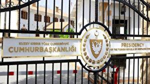 KKTC Cumhurbaşkanlığı: Rum tarafı diplomatik etik kurallarını çiğniyor