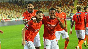 Süper Lig'de çılgın geri dönüş: Tam 7 gol atıldı
