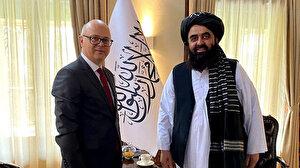 Türkiye'nin Kabil Büyükelçisi Erginay, Taliban'ın