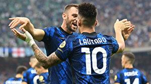 Lautaro Martinez İtalya'da sezonun golünü attı