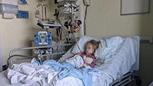 Altı yaşındaki küçük kız TikTok akımı yüzünden ölümden döndü