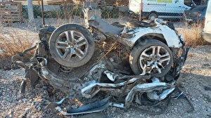 Sıra dışı otomobil ilanı: 42 bin TL'den satışa konulan pert araç alıcı buldu
