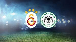 Galatasaray-Konyaspor | CANLI