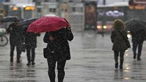 Sağanak yağış çarşamba günü yurdu terk edecek