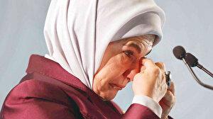 Filistinli çocuklara gözyaşı
