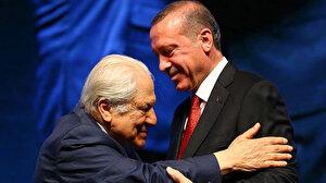 Cumhurbaşkanı Erdoğan'dan Nuri Pakdil paylaşımı