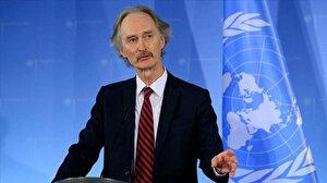 BM yeni Suriye anayasası taslağı hazırlanması için tarafların anlaşmaya vardığını duyurdu