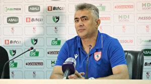 Samsunspor'da Mehmet Altıparmak ile yollar ayrıldı