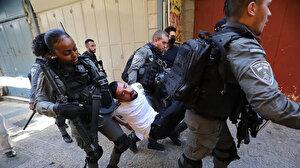 İşgalci İsrail polisi Kudüs'teki Mevlit Kandili kutlamalarına saldırdı
