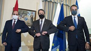 KKTC'den Yunanistan Mısır ve GKRY'nin skandal açıklamalarına tepki: Yok hükmündedir