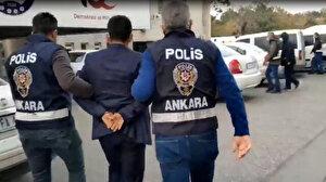 Ankara merkezli 16 ilde FETÖ operasyonu: 73 şüpheli hakkında gözaltı kararı var