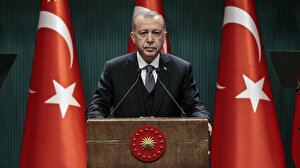 Cumhurbaşkanı Erdoğan: Mahalle ahalisinin temsilcisi olarak muhtarlarımızla daha yapacak çok işimiz var