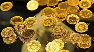 Kapalıçarşı'da altın fiyatları: Çeyrek altın 857 lira oldu
