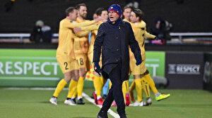 Mourinho tarihi hezimetin faturasını oyuncularına kesti