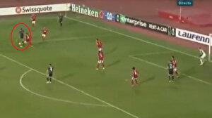 Allahyar'dan Konferans Ligi'ni sallayan gol