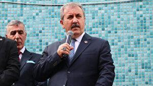 BBP Genel Başkanı Mustafa Destici: Demirtaş elbette hapiste olacak beş yıldızlı otelde tatil mi yapacak?