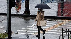Meteorolojiden soğuk hava ve yağmur uyarısı: Sıcaklık 10 derece düşecek