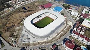 Ordu yeni stadına kavuşuyor: İlk maç bugün