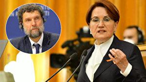 Meral Akşener büyükelçilerin avukatlığına soyundu: Osman Kavala konusu iç mesele değil