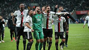 Derbi sonrasında Beşiktaş'tan Galatasaray'a arka arkaya göndermeler