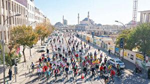 Konya Büyükşehir Başkanı Altay'dan 'Bisiklet Şehri' vurgusu