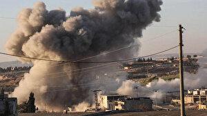 Esed rejimi yetim ailelerin yaşadığı kampa saldırdı: 1 çocuk öldü 10 sivil yaralandı