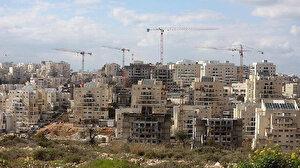 İsrail'in Filistin'i işgali devam ediyor: 3 binden fazla yasa dışı konut inşasına onay