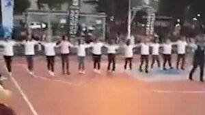 CHP yönetimindeki Çanakkale Belediyesi'nin etkinliğinde ezana saygısızlık: Sirtaki yapmaya devam ettiler