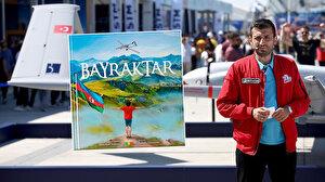 Selçuk Bayraktar'ın hayatı Azerbaycanlı çocuklar için kitap oldu