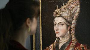 Fiyatı dudak uçuklattı: Hürrem Sultan'ın portresi İngiltere'de satıldı