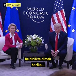 Donald Trump için tüm liderler 'harika...'