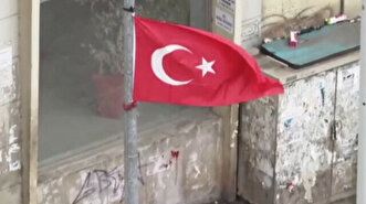 Turkish flags flutter in Angola's capital ahe...