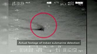 Pakistan claims to thwart Indian submarine fr...