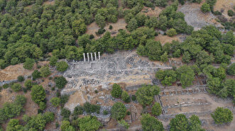 Church dating 1,600 years back discovered in ...