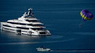 Bill Gates anchors super luxury yacht in Turk...