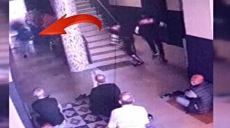 Drug dealer hides in mosque as worshipers gat...