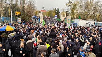 Iranian protesters stage demonstration after ...
