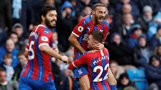 Cenk Tosun Crystal Palace formasıyla ilk golünü attı