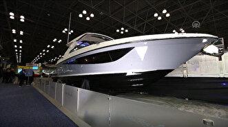 New York Boat Show in Manhattan
