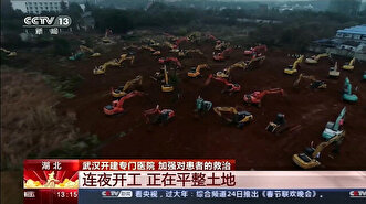 China builds hospital in six days to treat co...