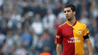 """Arda Turan'dan Galatasaray açıklaması: """"Saygı duyuyorum"""""""