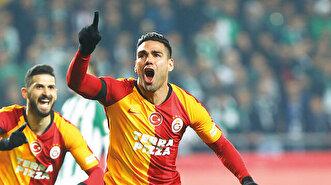 Galatasaray'da Falcao ve Saracchi şoku