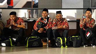 Indonesian pilgrims stranded after Saudi Arab...