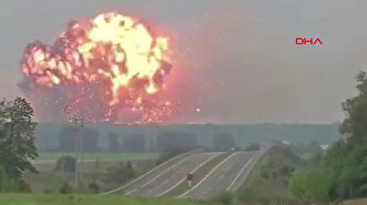 Large blast rocks fireworks factory in northw...