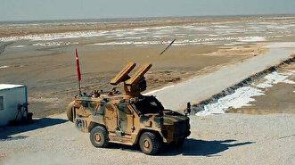 مشهد مهيب لمنظومة الدفاع الجوية التركية محلية...