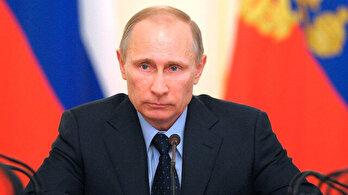 Putinden taziye mesajı